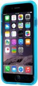 Вид 2 - Чехол Laut Fluro Series Apple iPhone 6, iPhone 6S Blue (LAUT_IP6_FR_BL)