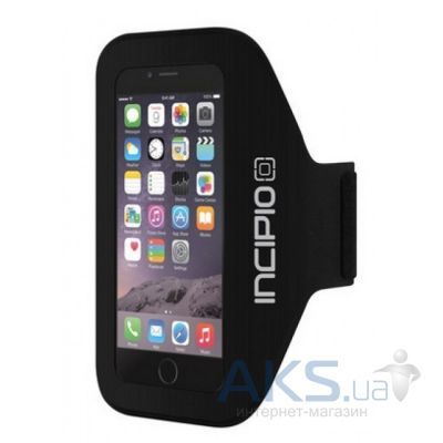 Чехол Incipio Perfomance Armband for iPhone 6/6s Black (IPH-1192-BLK)