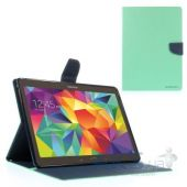 Чехол для планшета Mercury Fancy Diary Series Samsung Galaxy Tab 4 10.1 Aqua / Blue