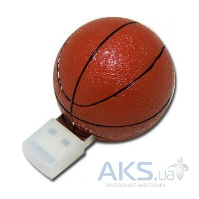Флешка Pretec I-Disk Sports Basketball 16GB F2U16G-B
