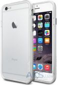 Чехол SGP Neo Hybrid EX Series Apple iPhone 6, iPhone 6S Satin Silver (SGP11026)
