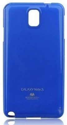 Чехол Mercury Jelly Color Series Samsung N9000, N9002 Galaxy Note 3 Blue