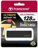 Вид 3 - Флешка Transcend JetFlash 780 USB 3.0 128GB (TS6128GJF780) Black