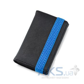 Чехoл Tunewear Tunewallet Black/Blue for iPod touch 4G/3G/2G