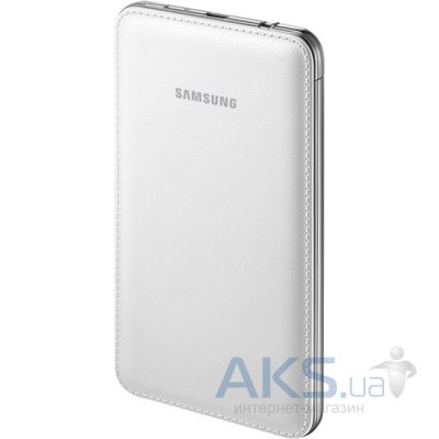 Внешний аккумулятор power bank Samsung EB-PG900BWEGR 6000mAh White