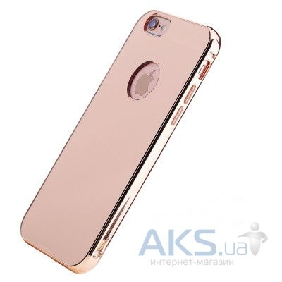 Чехол Rock Infinite Mirror Series Apple iPhone 6 Plus, iPhone 6S Plus Rose Gold
