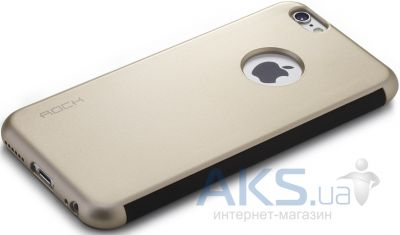 Чехол Rock DR.V Series Apple iPhone 6 Plus Gold