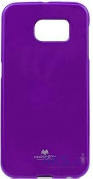 Чехол Mercury Jelly Color Series Samsung Galaxy S6 G920F Violet