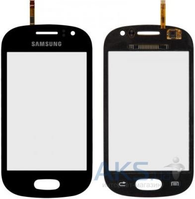 Сенсор (тачскрин) для Samsung Galaxy Fame S6810 Original Black