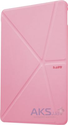 Чехол для планшета Laut Origami Trifolio cases for iPad Air 2 Pink (LAUT_IPA2_TF_P)