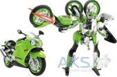 Трансформер Happy Well Roadbot Kawasaki Ninja ZX-12R (53010)