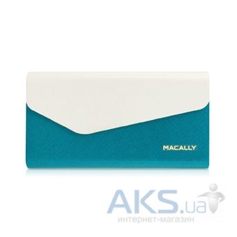 Чехол Macally Wallet Case for iPhone 5С White (WALLETP6-W)
