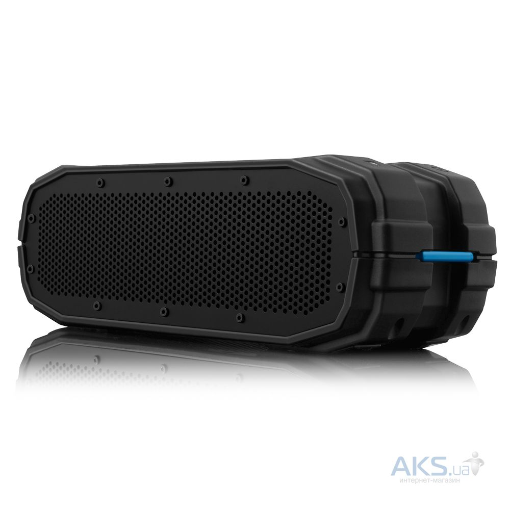 Колонки акустические BRAVEN BRV-X Portable Wireless Speaker Black/Cyan/Black (BRVXBBB)