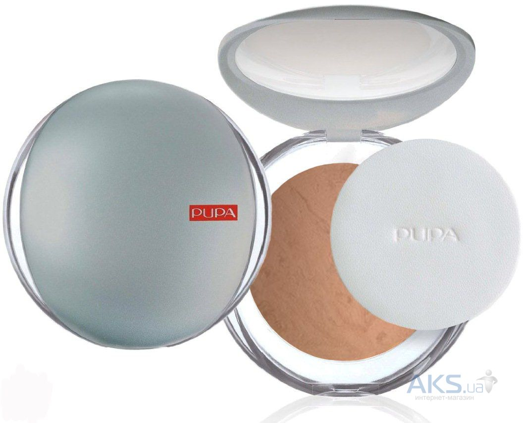 Пудра Pupa Luminys Baked Face Powder 06 Бисквит