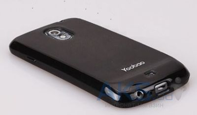 Чехол Yoobao 2 in 1 Protect case for Samsung i9020 Nexus S Black (PCSAMI9020-BK)