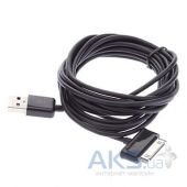 Кабель USB Griffin Galaxy Tab 30-pin Cable 3M Black
