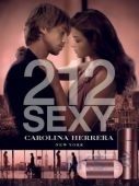Carolina Herrera 212 Sexy Men Туалетная вода 50 ml