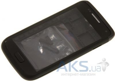 Корпус Samsung i8150 Galaxy W Black