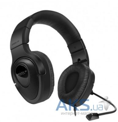 Наушники (гарнитура) Speed Link MEDUSA XE Stereo Gaming Headset Black
