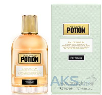 Dsquared2 Potion for Woman Парфюмированная вода 50 ml