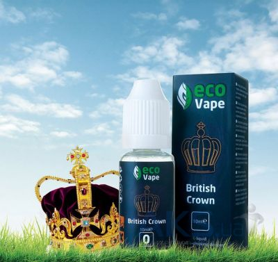 ECO Van Vape 3мг,10 мл. British Crown