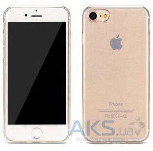 Чехол REMAX Crystal Series Apple iPhone 7 Transparent