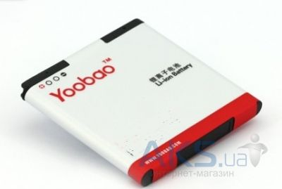 Аккумулятор Blackberry 8800 / BAT-11005-001 / C-X2 (1400 mAh) Yoobao