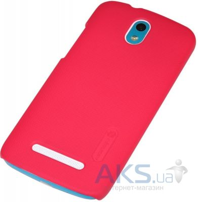 Чехол Nillkin Super Frosted Shield HTC Desire 501 Red