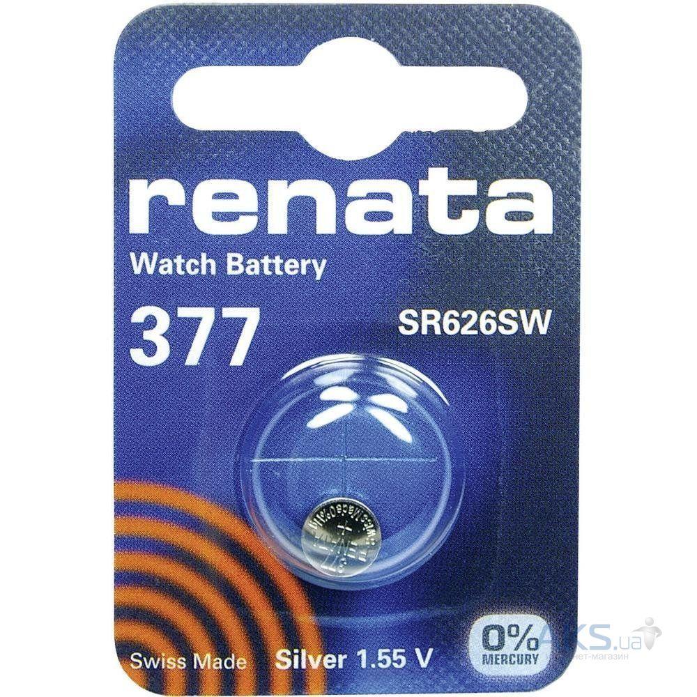 377 батарейка для часов купить часы наручные агат
