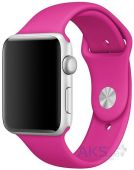 Ремешок для iWatch 42mm Sport Band Blue Barbie Pink (size L)