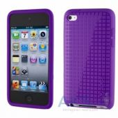 Чехoл Speck PixelSkin HD for iPod Touch 4Gen Purple