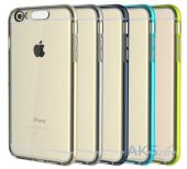 Вид 2 - Чехол Rock TPU Tube Series Apple iPhone 6, iPhone 6S Gold