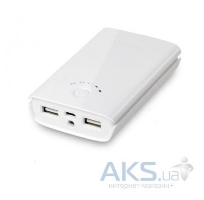 Внешний аккумулятор Yoobao Power Bank 7800 mAh Q-Master YB-636, white [PBYB636]