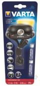 Фонарик Varta Sports Head Light LED 2AAA Black