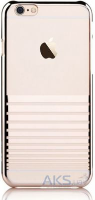Чехол Devia Melody для Apple iPhone 6/6S Champagne Gold