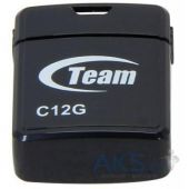 Флешка Team 16GB C12G Black USB 2.0 (TC12G16GB01)