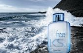 Calvin Klein CK Free Blue For Men Туалетная вода 50 мл