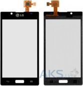 Сенсор (тачскрин) для LG Optimus L7 P700, Optimus L7 P705 Original Black