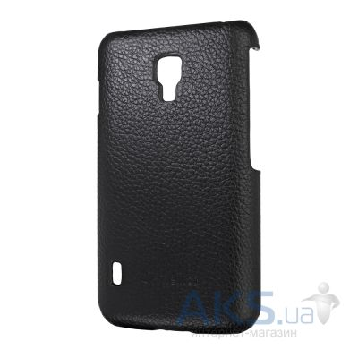 Чехол Melkco Leather Snap Cover for LG Optimus L7 II Dual P715 Black (LGP715LOLT1BKLC)