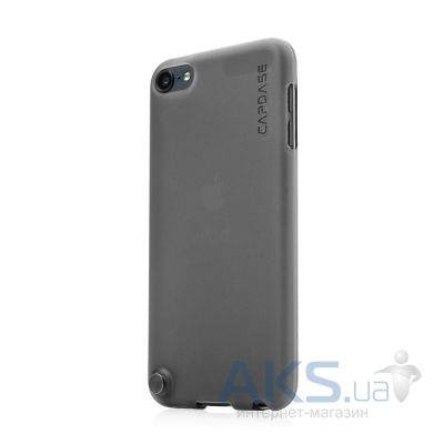 Чехoл Capdase Soft Jacket Xpose Tinted Black for iPod touch 5Gen