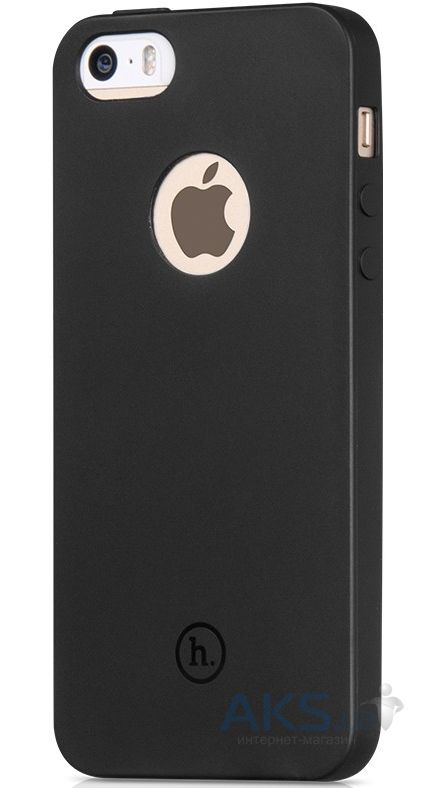 Чехол Hoco Juice Series Apple iPhone 5, iPhone  5S, iPhone SE Black