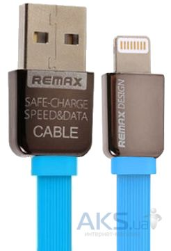 Кабель USB Remax Kingkong Series Lightning Cable Blue