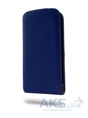 Чехол Atlanta Book case for Sony Xperia Z C6603 LT36i Blue