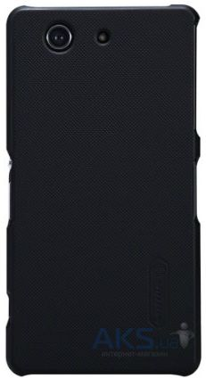 Чехол Nillkin Super Frosted Shield Sony Xperia Z3 Compact D5803 Black