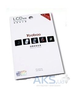 Защитная пленка Yoobao Screen Protector for HTC One V matte