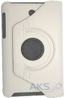 Чехол для планшета Asus leatherette case MeMO Pad HD 8 ME180A White