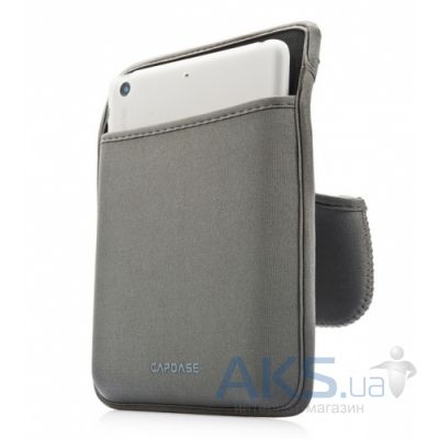 Чехол для планшета Capdase Soft Jacket VS Tinted White/Grey ( Xpose+SlipinBoard) for iPad mini (SJAPIPADM-PS2G)