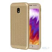 Чехол MakeFuture Moon Case Samsung J330 Galaxy J3 2017 Gold (MCM-SJ330GD)