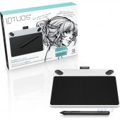 Графический планшет Wacom Intuos Draw Pen Small Tablet (CTL-490DW-N) White