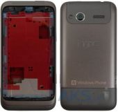 Корпус HTC Radar C110e Grey